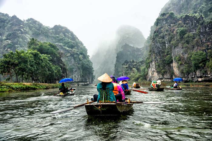 Ha Long Bay Vietnam y Camboya en 15 días