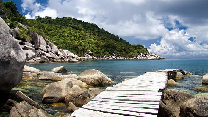Koh Tao Playa