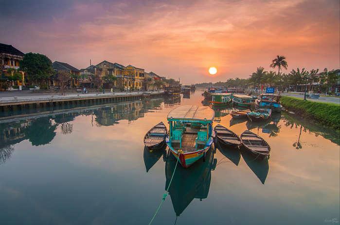 Vietnam y Camboya en 15 días Hoi An