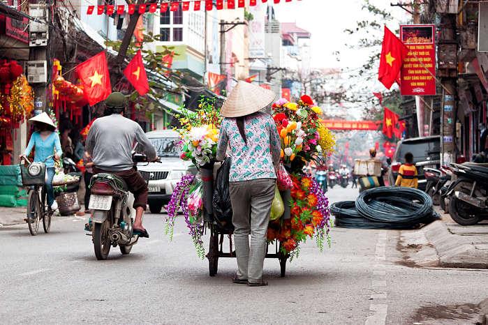 Ruta Vietnam y Camboya en 15 días Hanoi