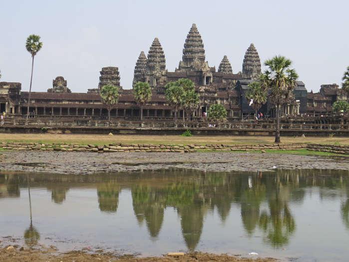 Siemp Reap Vietman Camboya en 15 días