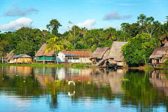 Mejor epoca para viajar a Peru, Amazonas