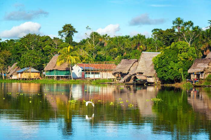 Mejor época para viajar a Perú, selva amazónica