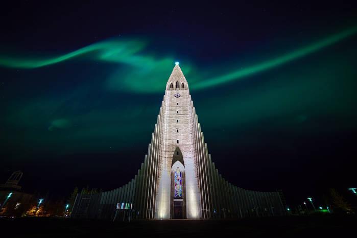 Dónde viajar en agosto Islandia