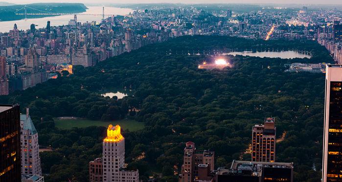 Nueva York en Agosto Summerstage Festival