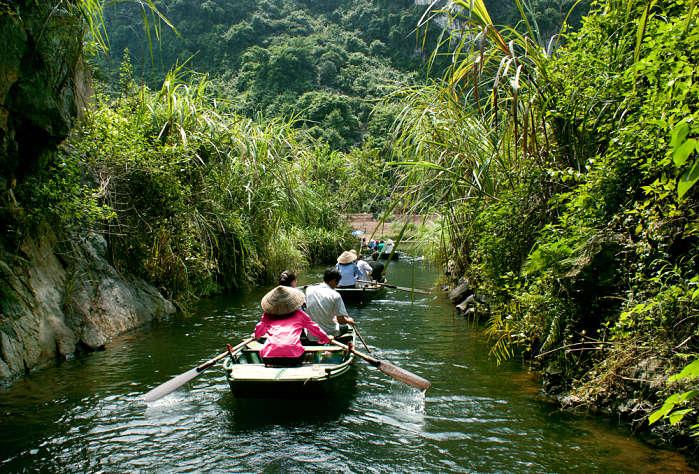 Dónde viajar en agosto Vietnam