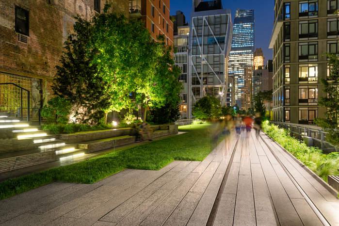 Lugares secretos de Nueva York High Line