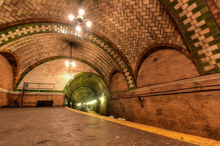 Lugares secretos de Nueva York
