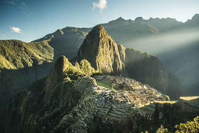 Mejor epoca para viajar a Peru. Los Andes