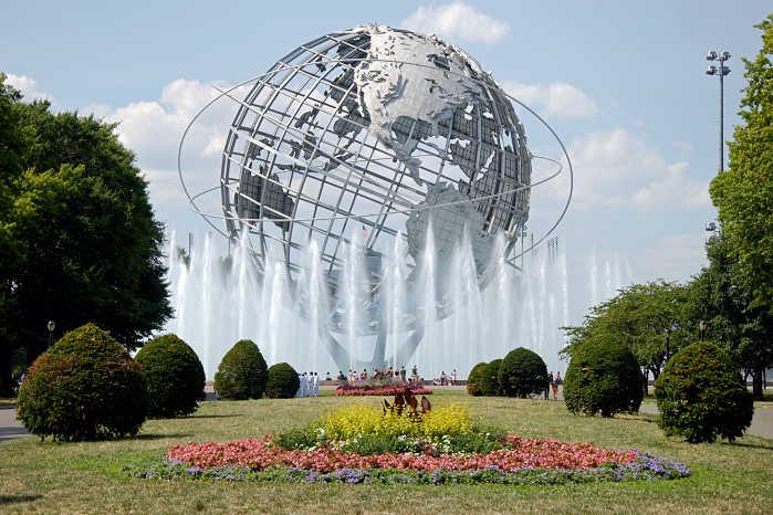 Corona Park Nueva York
