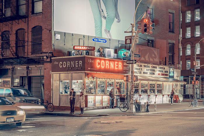 Lugares secretos de nueva York The Corner