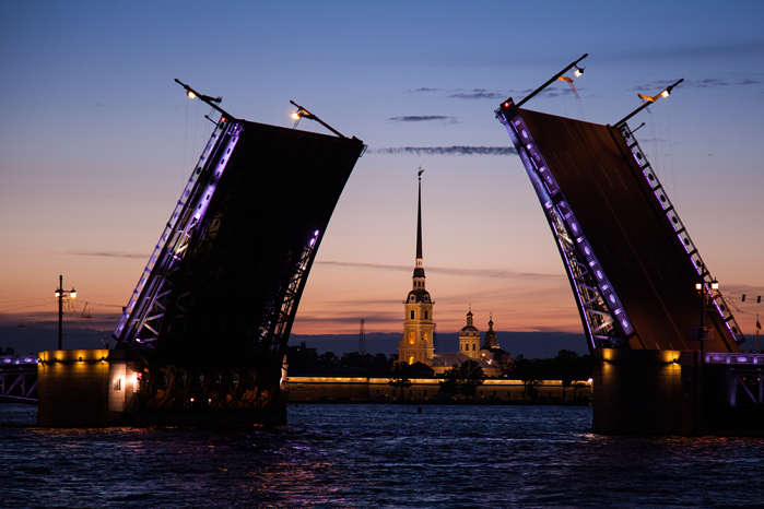 Noches Blancas San Petersburgo