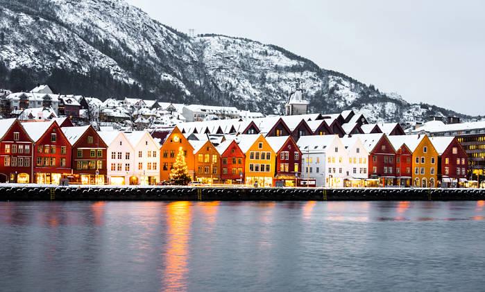 El tiempo en Noruega