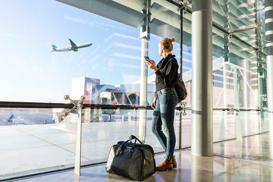 ¿Que hacer en un viaje largo en avion?