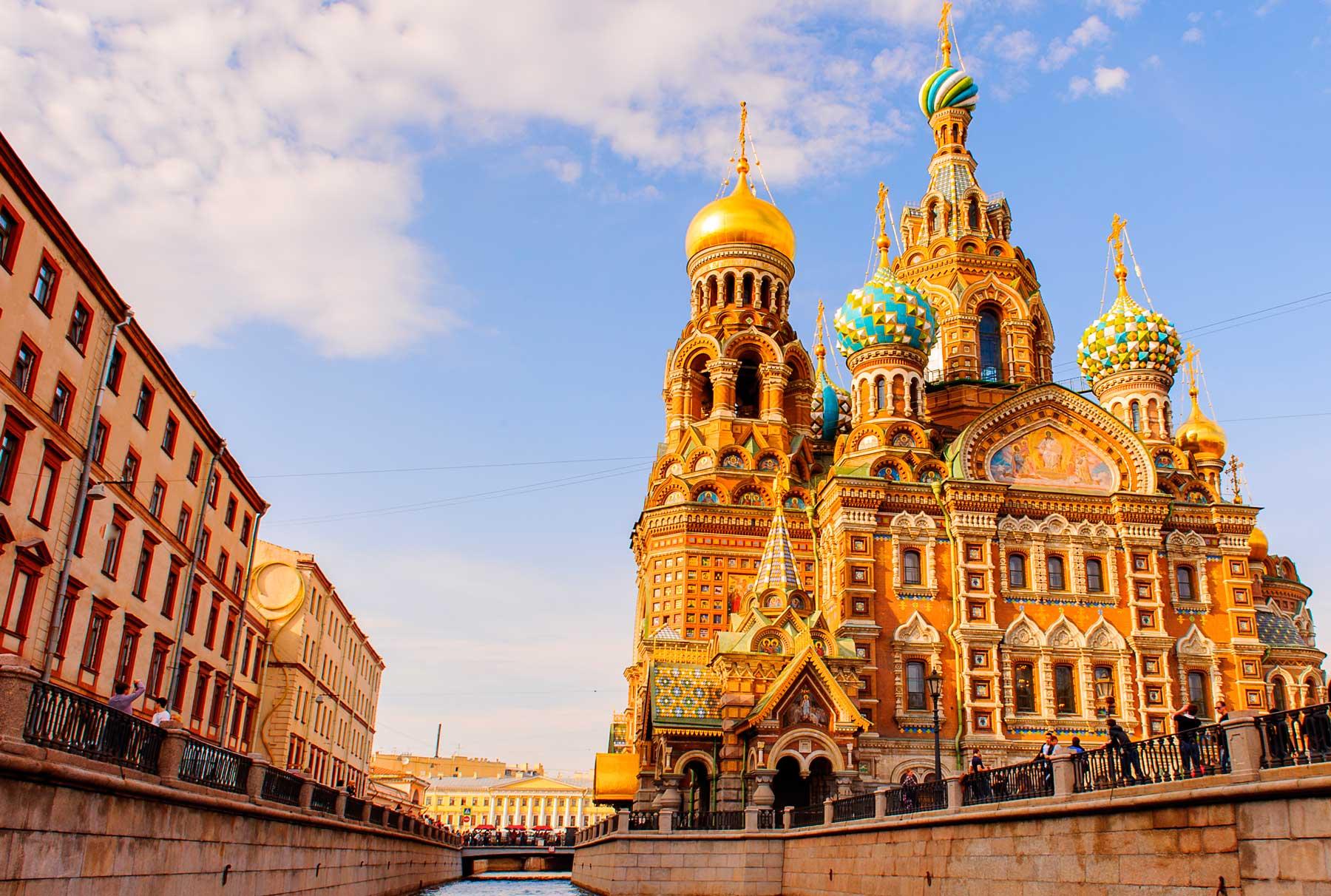 Sitios ver en tu viaje por San Petersburgo en 3 días ✈ | Mondo ...