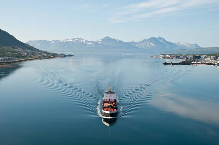 ¿Cómo desplazarme por Noruega?