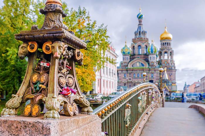 San Petersburgo en 3 días