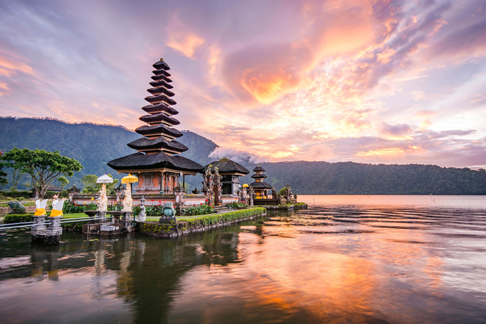 Isla de Bali Indonesia