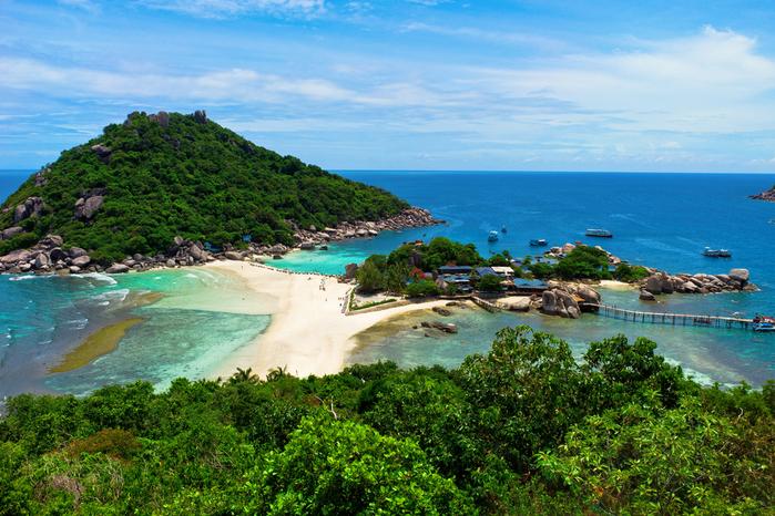 Isla de Kho Tao
