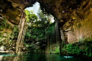 Ruta de los Cenotes en Cancún