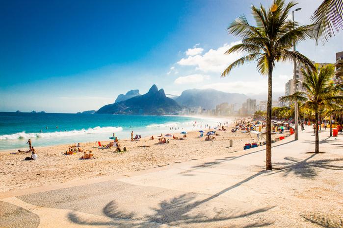 Viajar a Brasil en septiembre