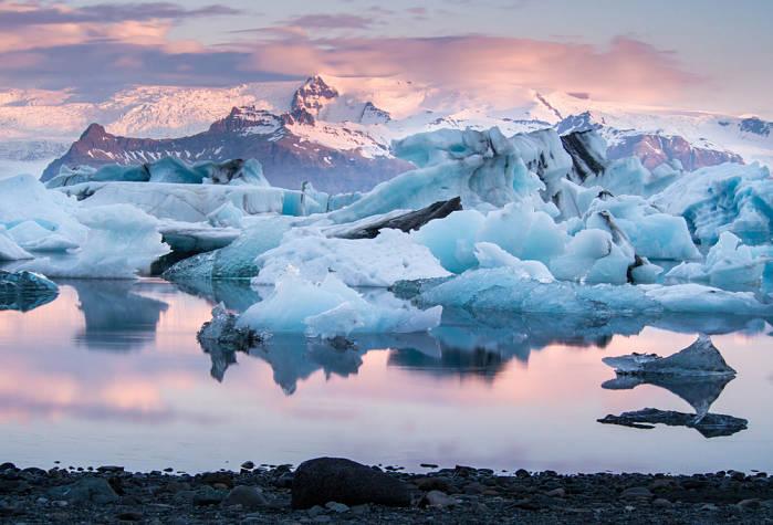Trecking en Islandia