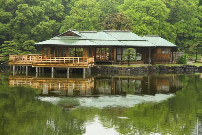 Jardines Hamarikyu Tokio