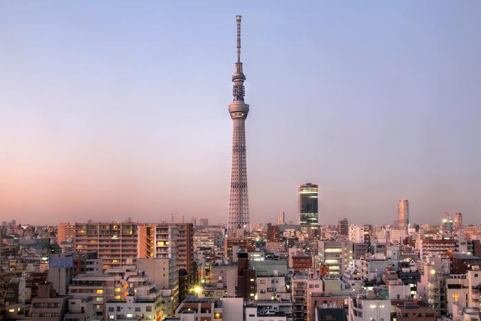 Skytree Tokio