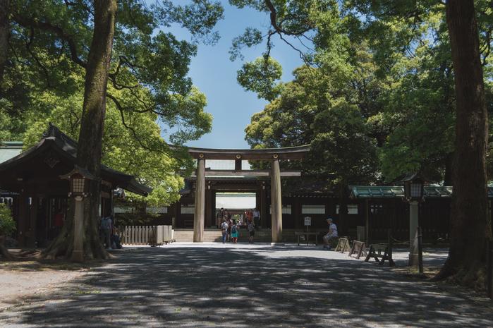 Templo Sintoísta Meiji