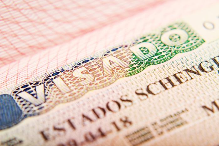 El visado schengen