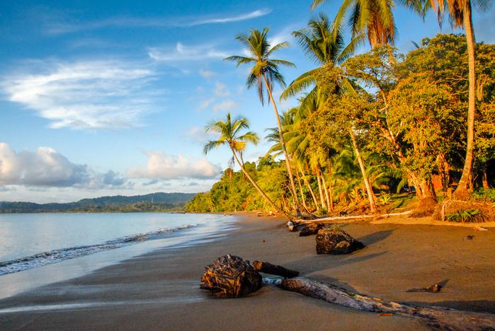 Bahia Drake en Costa Rica