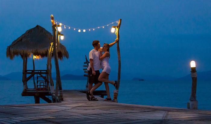 Islas exoticas para viajar en la luna de miel