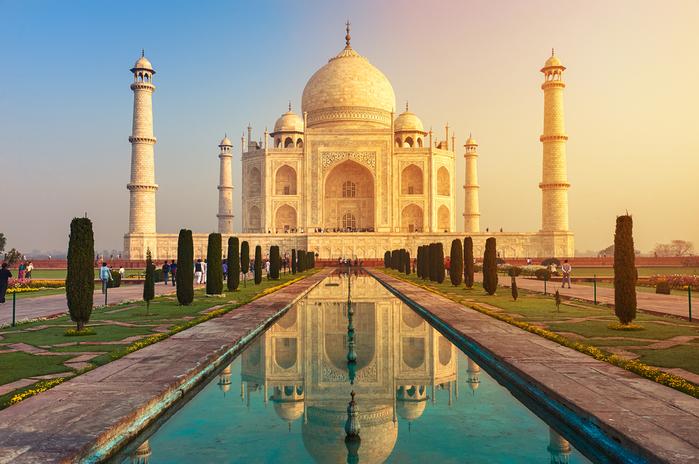 Viajar a la India en enero