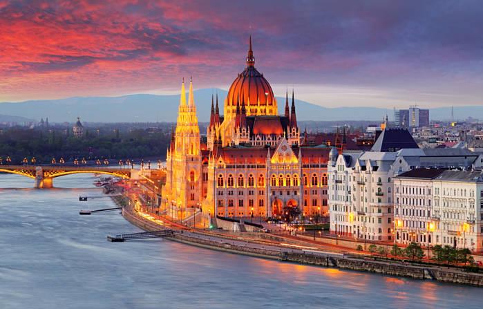 ¿Dónde viajar en Enero? Budapest