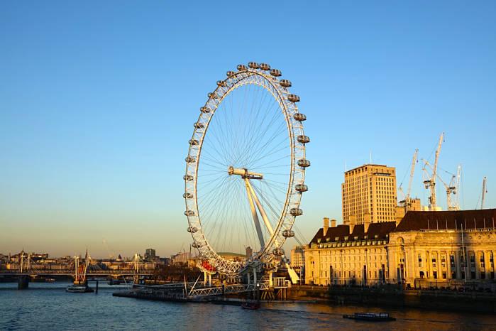 ¿Donde viajar en Enero? Londres