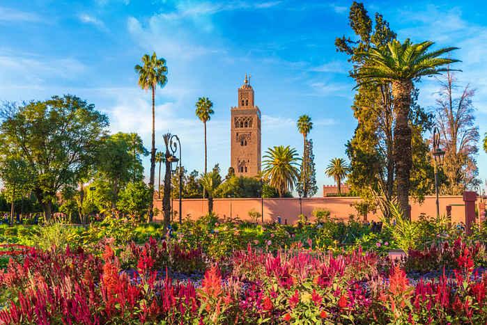 Marrakech, que ver en marruecos