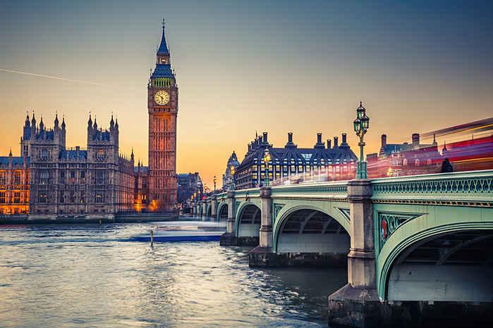 Viajar solo a Londres