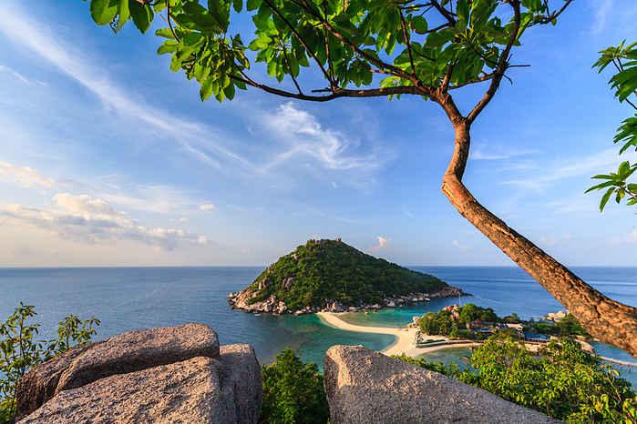 Viajar solo a Koh Tao