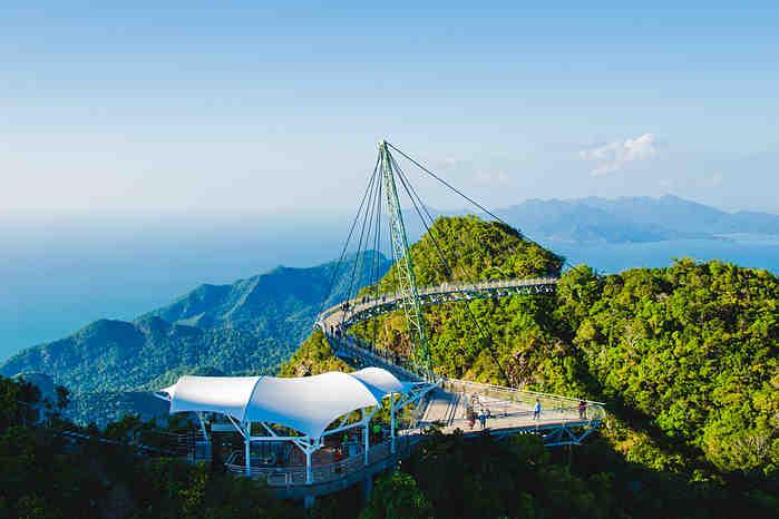 Isla Langkawi. Ruta Malasia 15 días