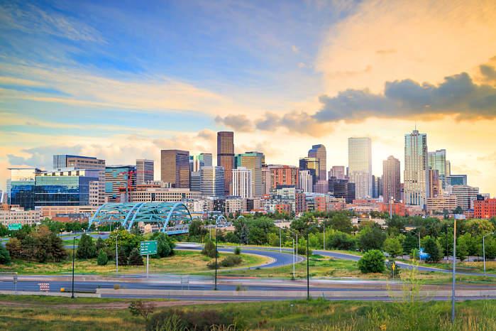 ¿Donde viajar con niños en iniverno? Denver