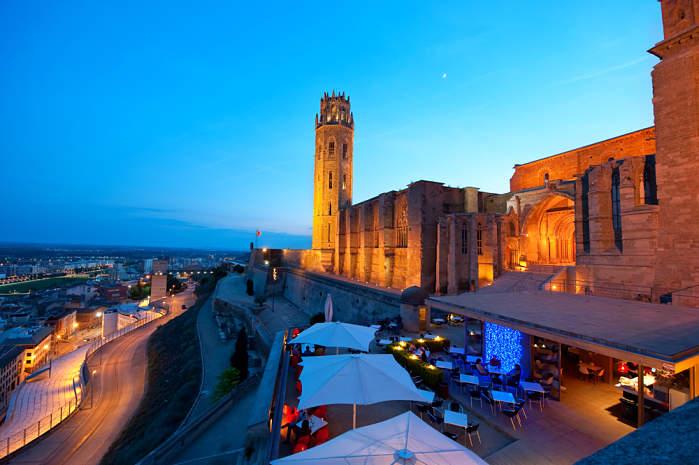 ¿Donde viajar con niños en invierno? Lleida