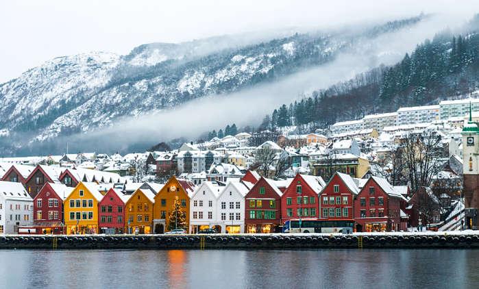 Febrero en Bergen