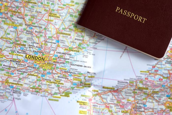 Necesito pasaporte para viajar a Londres?