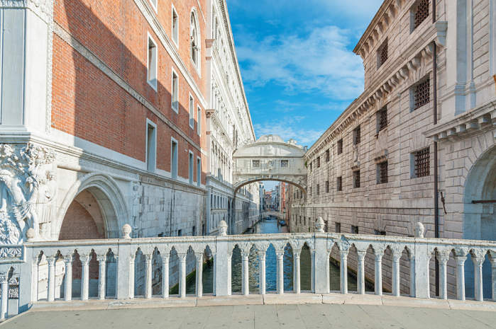 Puente de los suspiros. Que ver en Venecia