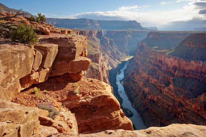 Que ver durante una excursión al Gran Cañón
