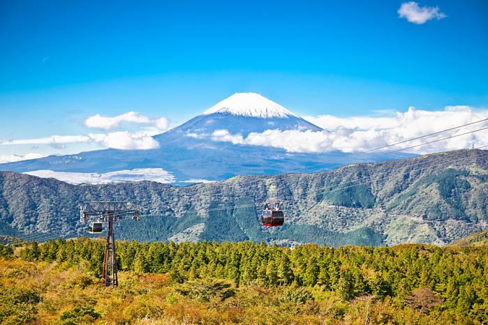 ¿Que ver en Hakone en un día?