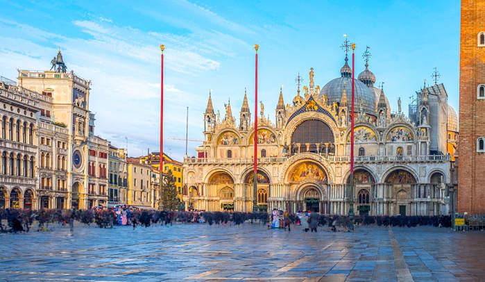 Catedral de San Marcos, Que ver en venecia en un día