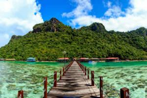 Ruta por Malasia en 15 dias