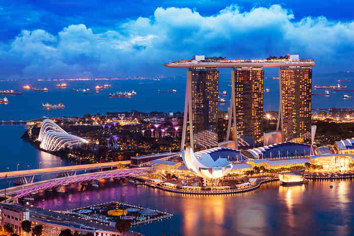 Singapur. Ruta Malasia 15 días