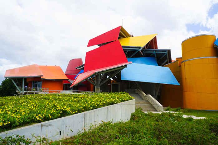 Biomuseo en Panamá